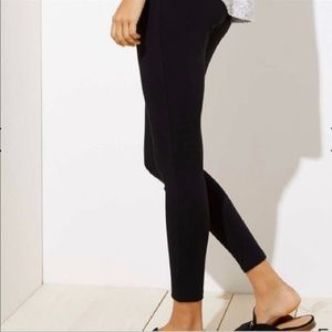 LOFT Pants - LOFT pull on Ponte thick leggings